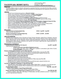 Modem System Test Engineer Sample Resume How To Write A Handover Letter For Materials Marketing San Antonio .
