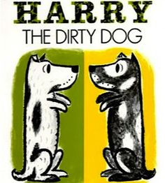 FREE Online Read-A-Loud for Kids: Harry The Dirty Dog {read by Betty White} #kids #books