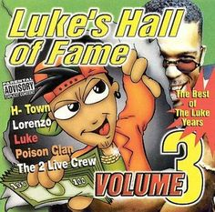 Various - Luke's Hall of Fame Volume 3