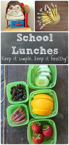 Back to school time! Baked Pancakes, Sweet Potato Noodles, School Lunch, Spaghetti Squash, Lunch Ideas, Baked Potato, Bacon, Paleo, Veggies