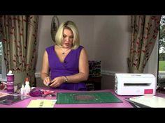 Create-a-Card : Ornate Lattice - YouTube