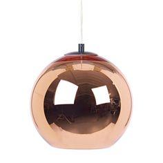 Lámpara colgante TOM DIXON Cooper 25cm #sanvalentin #iluminacion