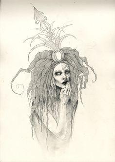 Needless by Menton J. Matthews III #illustration