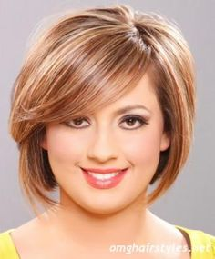 9 Simple Tricks: Funky Hairstyles Color women hairstyles for fine hair sexy shorts.Boho Hairstyles Hipsters women hairstyles for fine hair sexy shorts. Fat Face Haircuts, Haircuts For Round Face Shape, Hair For Round Face Shape, Short Hair Cuts For Round Faces, Bob Hairstyles For Round Face, Cute Short Haircuts, Short Hair Cuts For Women, Short Hairstyles For Women, Cool Hairstyles