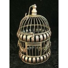 Bird Cages - All About Bird Cages: Decorative Bird Cages