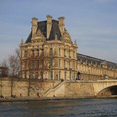 La Seine; Paris
