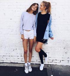 fashion, girl, and outfit image Pinterest: @iamroosevelt