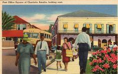 Post Office, St. Thomas, US Virgin Islands