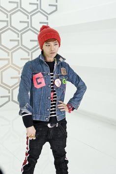 G-dragon 2 by BigBangPictures on DeviantArt Bigbang Yg, I Love Him, My Love, Dragon Pictures, Ji Yong, Dragon 2, Take My Breath, Sexy Ass, Hetalia