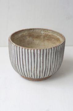 Carved deep bowl ( malinda reich)