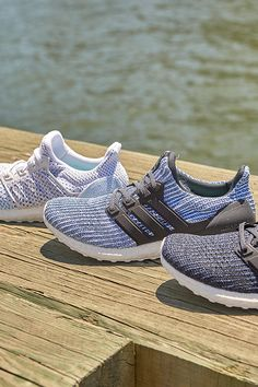 c839a7a9dd8f89 Every second breath we breathe comes from the oceans. Lace into adidas x  Parley Ultraboost