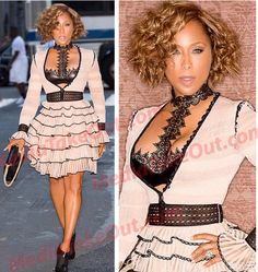 Marjorie Harvey - that dress is EVERYTHING!