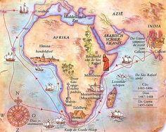 ontdekkingsreizen - Google zoeken Mombasa, Conquistador, Statue, Anthropology, Vintage World Maps, Religion, The Unit, Education, Projects