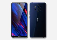 Nokia's Smartphone with a rear 5 cameras it is reported that the device may be Nokia 9 Smartphone Galaxy Eyes, New Mobile Phones, Facial Yoga, Disney Movie Quotes, Road Trip Games, Cheap Cruises, Fitness Tattoos, Phone Plans, Old Phone
