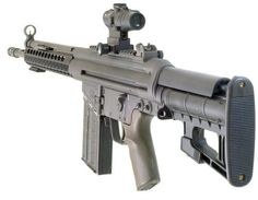 You& not bulletproof. Swedish Armed Forces, Swedish Army, Battle Rifle, Iron Sights, Military Guns, Guns And Ammo, Weapons Guns, Assault Rifle, Self Defense