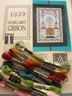Margaret Gibson 1839