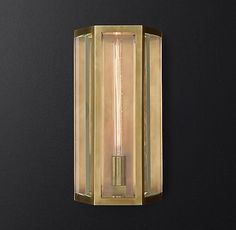 Chevalier Sconce 16""