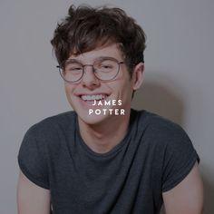 Harry Potter · James Potter · Lunanargles