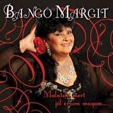 Bangó Margit hivatalos weboldala
