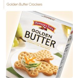 Butterfly Crackers- did not know these existed! probably too late to order them