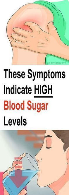 14 Symptoms That Indicate You Have Very High Blood Sugar Levels Medical experts explain that adults regularly should check their blood glucose levels and also should acknowledge the signs of high b…