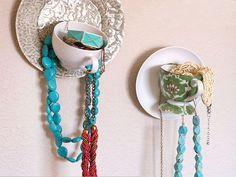 diy earring organizer ideas | DIY jewelry storage ideas | Refurbished Ideas