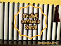 10 cărți favorite scrise de femei