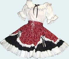 76 Best Square Dancing:) images | Dance outfits, Dresses ...