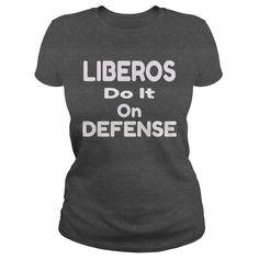 Liberos Do It On Defense