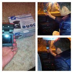Camera auto DVR Tellur Black Box poate capta imagini in timpul mersului autovehiculului, se poate utiliza atat noaptea cat si ziua. Este usor de utilizat si practica, mai ales daca vrei sa iti monitorizezi autoturismul. #buzztellur
