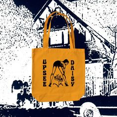 Instagram media comesundown - Tote bags. Made in Sydney. Available as part of range 3.