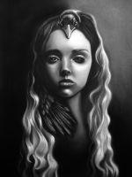 Black crow by jennylindqvist