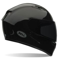 Bell Qualifier Gloss Black Motorcycle Helmet DOT Full-Face