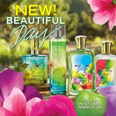 Enter to Win Bath and Body Works Beautiful Day Collection Giveaway!