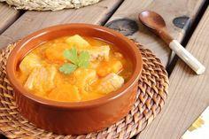 ✨ ¡Riquísimo cazón en adobo con patatas!✨    #CazonEnAdoboConPatatas #RecetasDePescado #RecetasAndaluzas #CocinaEspañola