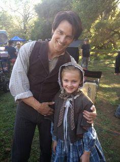 True Blood Season 7 Flashback: Bill with Daughter Sarah