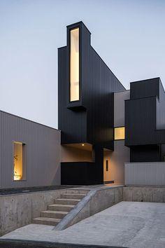 "thelavishsociety: ""Scape House by FORM Kouichi Kimura Architects | LVSH """