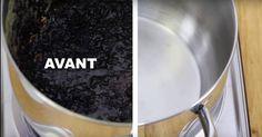 Votre sauce à spaghetti à transformer votre chaudron en un vrai désastre...