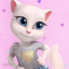 My French language lessons are going really well. But my French style lessons are going even better :D And don't get me started on French food. Pure l'amour xo, Talking Angela #MyTalkingAngela #TalkingAngela #LittleKitties #French #chic #learn
