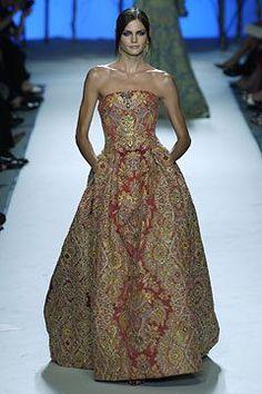 Balmain Autumn/Winter 2002 Couture Collection | British Vogue