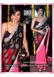 MANDIRA BEDI BLACK BEAUTY
