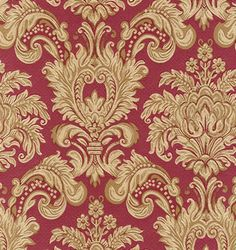 VINTAGE BY COLEMANS 8038 #classic #traditional #gold #red #homedecor