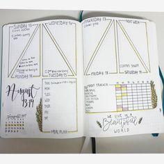 Here's my week 3 spread! Got a lot of exciting things happening in august . . . #august #augustweekly #weeklyspread #weekly #weliveinabeautifulworld #coldplay #bulletjournal #bujo #bujojunkies #bulletjournaljunkies #planner #organization #bulletjournallove #bulletjournalideas #mildliner #pigmamicron #journal #showmeyourbulletjournal #leuchtturm1917 #doodle #handlettering