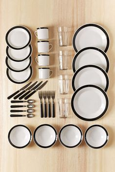 Service cuisine - Urban Outfitters