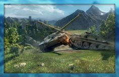 World of Tanks Clone - Makes Wargaming.net fire up under a Lawsuit.