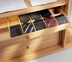 Luxury wardrobe tie drawer & Sneaky Ways to Organize Your Random Junk | Pinterest | Drawers ...