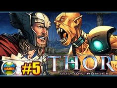 Thor God of Thunder DS parte 5 Asgard