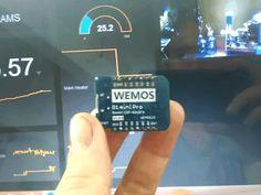 ESP8266: Sending Data to an Online Deskboard using arduino