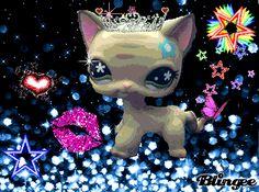 Littlest Pet Shop Blingee!!!! - Littlest Pet Shop Photo (33515729) - Fanpop