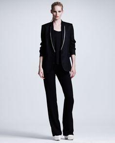 http://ncrni.com/stella-mccartney-shawlcollar-boyfriend-blazer-scoopneck-longsleeve-tee-wideleg-suit-pants-p-5192.html